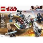 LEGO Star Wars - Pack de combate: Jedi y soldados clon