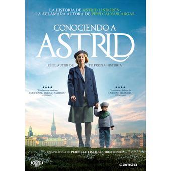 Conociendo a Astrid - DVD
