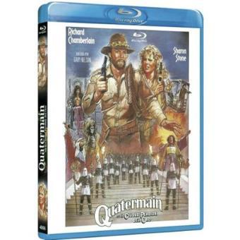 Quatermain en la Ciudad Perdida del oro - Blu-Ray