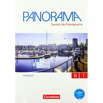 Panorama B1. Kursbuch (Libro de curso)
