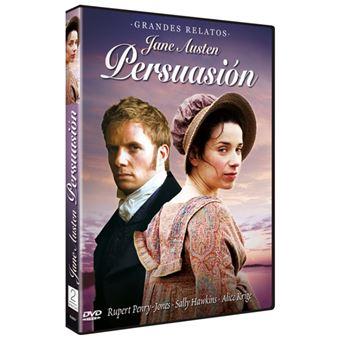 Persuasión - DVD