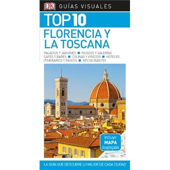 Guía Visual Top 10 Florencia