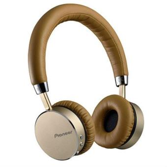 Auriculares Bluetooth  Pioneer SE-MJ561BT Marrón