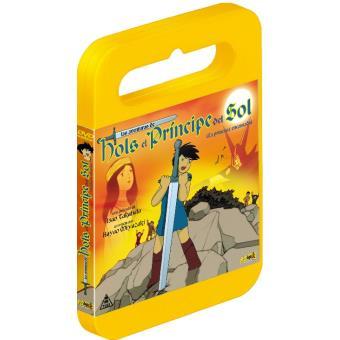Las aventuras de Hols el príncipe - DVD