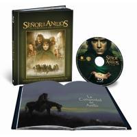 El Señor de los Anillos 1: La Comunidad del Anillo - Digibook - Blu-Ray