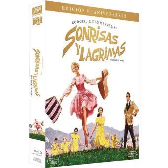 Sonrisas y Lágrimas -  Ed limitada - Blu-Ray