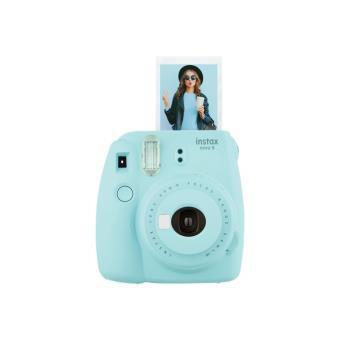 Cámara instantánea Fujifilm Instax Mini 9 Azul hielo