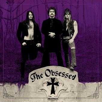 The Obsessed - Vinilo