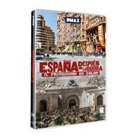España después de la Guerra: El Franquismo en color - DVD