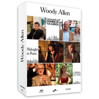Pack Woody Allen - DVD