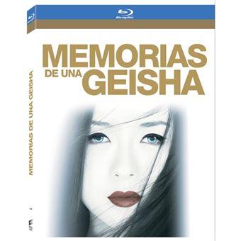 Memorias de una geisha - Blu-Ray