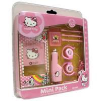 Pack 9 en 1 Hello Kitty Mini Pack Nintendo DSi  XL