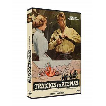Traición en Atenas - DVD