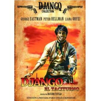 Django: El taciturno - DVD