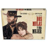 Dos Mulas y Una Mujer - DVD Ed Horizontal