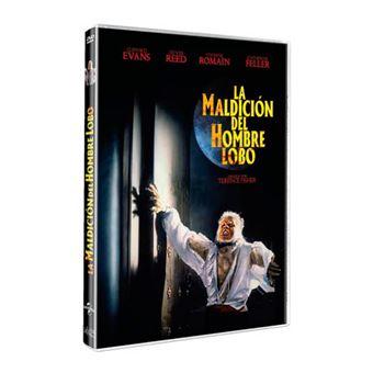 La maldición del hombre-lobo - DVD