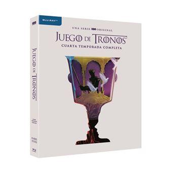 Juego de Tronos - Temporada 4 - Ed. Limitada Blu-Ray - David Benioff ...