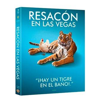 Resacón En Las Vegas Ed Iconic Blu Ray Todd Phillips Bradley Cooper Zach Galifianakis Fnac