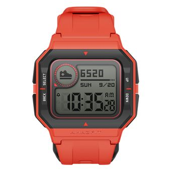 Smartwatch Amazfit Neo Naranja