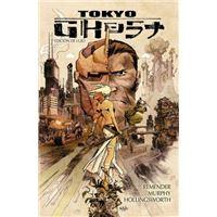 Tokyo Ghost - Ed lujo