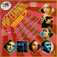 Los numeros 1 del pop español 1957