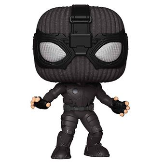 Figura Funko Marvel - Spiderman Far from Home Pop Stealth Suit