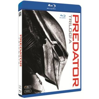Pack Predator: Trilogía - Blu-Ray