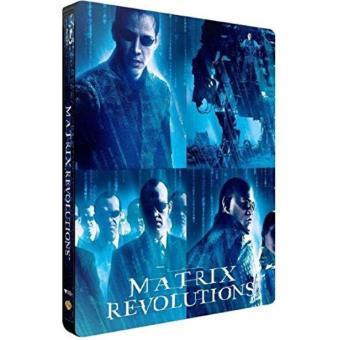 Matrix Revolutions - Steelbook Blu-Ray
