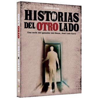 Historias del otro lado -Serie completa remasterizada - DVD
