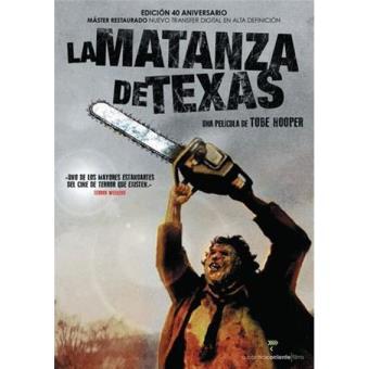 La matanza de Texas. Ed. 40 aniversarios - DVD