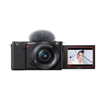 Cámara EVIL Vlog Sony Alpha ZV-E10 + 16-50 mm