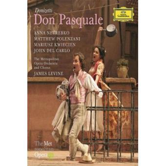 Don Pasquale (Formato Blu-Ray)