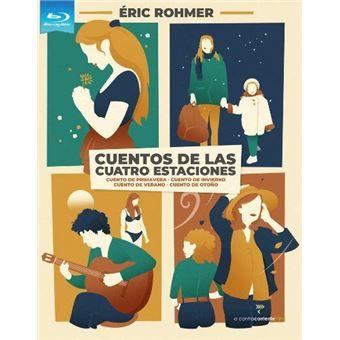 Éric Rohmer. Cuentos de las cuatro estaciones  - Blu-ray