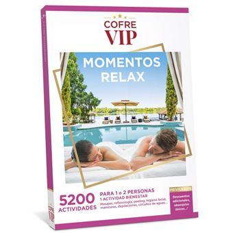Caja regalo CofreVIP Momentos relax