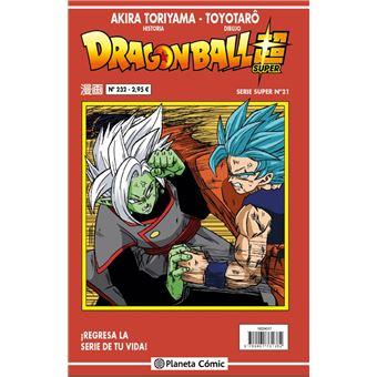 Dragon Ball Serie Roja Nº 232
