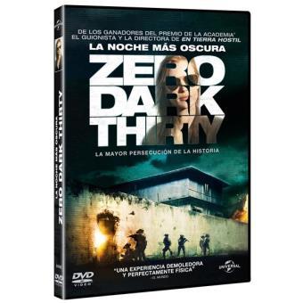 La noche más oscura (Zero Dark Thirty) - DVD