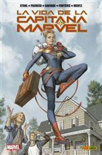 100% Marvel HC. La Vida de la Capitana Marvel