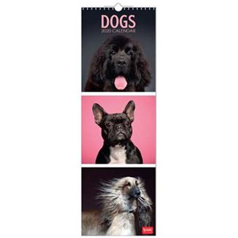 Calendario 2020 Legami Dogs - 16x49cm