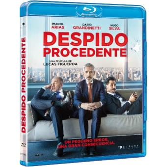 Despido procedente - Blu-Ray