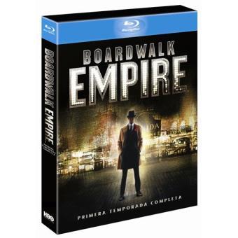 Boardwalk EmpirePack Boardwalk Empire - 1ª Temporada. Edición limitada - Blu-Ray