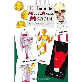 El tarot de Miguel Ángel Martín
