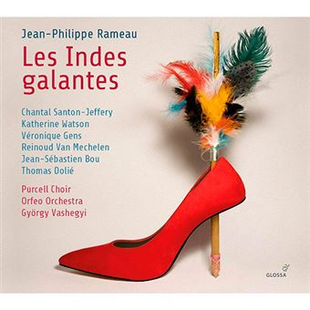 Rameau - Les Indes Galantes - 2 CD