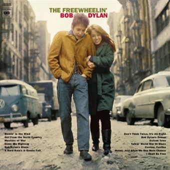 The Freewheelin' Bob Dylan - Vinilo