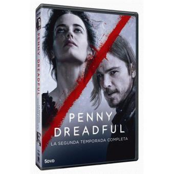 Penny Dreadful - Temporada 2 - DVD