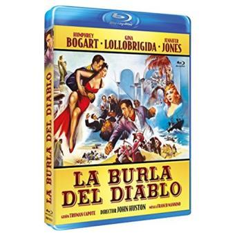 La burla del diablo - Blu-Ray