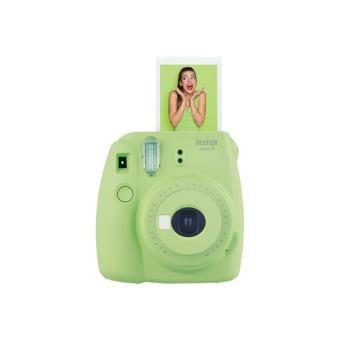 Cámara instantánea Fujifilm Instax Mini 9 Verde lima