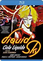 Cielo líquido - Blu-Ray