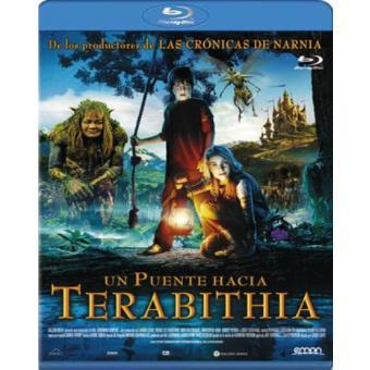 Un puente hacia Terabithia - Blu-Ray