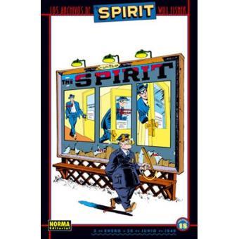 Los archivos de The Spirit 18