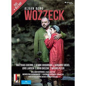 Wozzeck - Blu-Ray + DVD